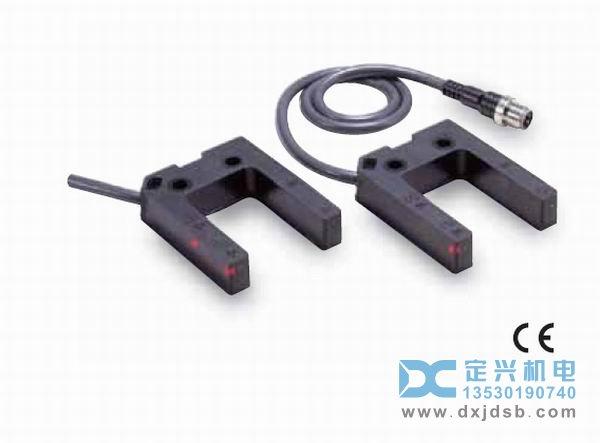 E3Z-G61欧姆龙光电E3Z-G62槽型光电传感器详细最新资料: 导线引出式(0.5/2m) NPN输出 E3Z-G61 PNP输出 E3Z-G81 导线引出式(0.5/2m) NPN输出 E3Z-G62 PNP输出 E3Z-G82 连接器输出 NPN输出E3Z-G61-M3J PNP输出E3Z-G81-M3J 连接器输出 NPN输出E3Z-G62-M3J PNP输出E3Z-G82-M3J 连接器插件型号: XS3F-M421-402-A XS3F-M421-405-A XS3F-M422-402-