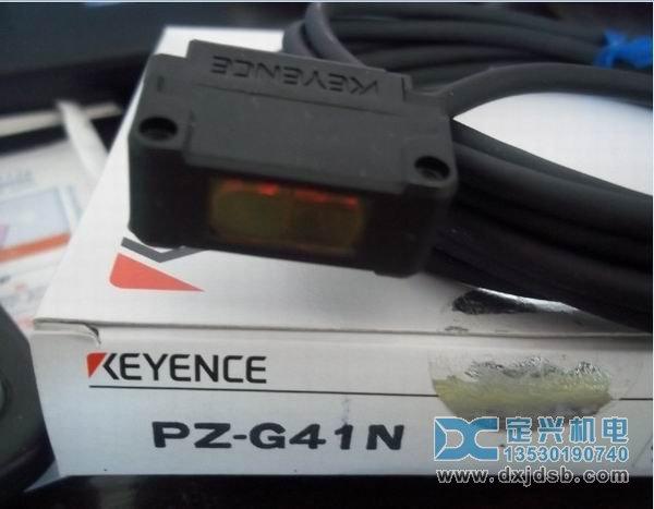基恩士pz-g41n内置型螺纹传感器_光电传感器_定兴机电