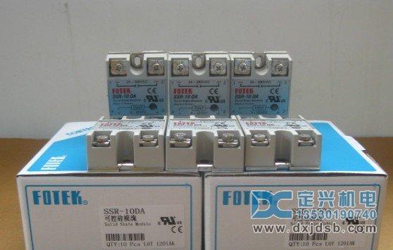 ssr-25da 固态继电器